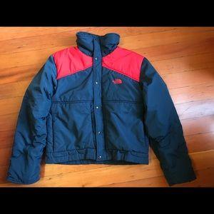 Vintage north face ski jacket